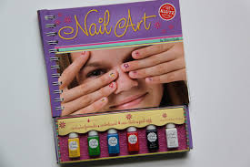 how to make fun nail art with klutz books smashed peas u0026 carrots