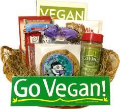 vegan gift baskets go vegan gift basket