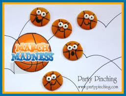 black edible marker sports basketball nilla wafers decorated with a black edible