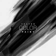black paint smudge vector free download