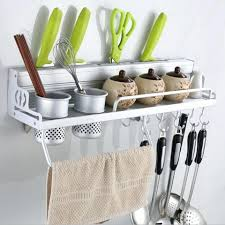 kitchen shelf storage baskets product details aluminum rack