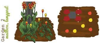 3 x 3 garden 1 the sultry sun trio garden bulb blog flower