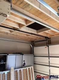 garage storage loft storage solutions custom built massive
