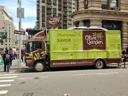 olive garden family meal deal olive garden launches nationwide food truck tour
