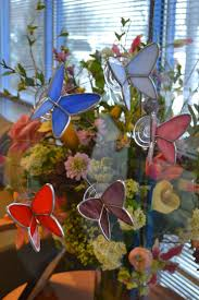 stained glass butterfly l 44 best stained glass butterflys images on pinterest glass