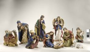 inc 10 nativity figurine set reviews wayfair