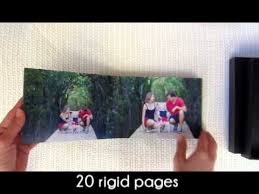 Photo Album For 5x7 Prints Small Photo Albums 5x7 Or 7x5 Filda Konec Photography Youtube