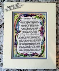 wedding wishes kahlil gibran on kahlil gibran 8x10 inspirational words wedding anniversary