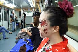 special effects make up school how to look perfectly gorgeous in photos and perfectly gory for