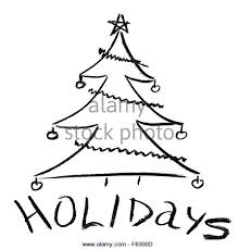 outline christmas tree stock photos u0026 outline christmas tree stock