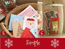 15 ways to display your christmas cards u2013 mumtastic