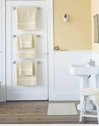 bathroom towel ideas 20 diy bathroom storage ideas for small spaces