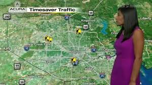 Traffic Map Houston Weekend Traffic With Cathy Hernandez
