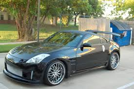 custom black nissan 350z nissan 350z view all nissan 350z at cardomain
