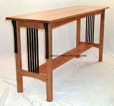 Oak Sofa Table by Asian Style She Oak And Kumagong Sofa Table Sofa Serving