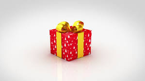 christmas present boxes gift boxes opening 3d animation of 6 different christmas gifts