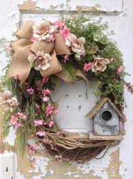 Easter Decorations For Your Front Door by Best 25 Spring Wreaths Ideas On Pinterest Door Wreaths Spring