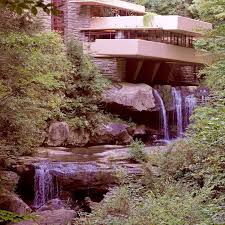 frank lloyd wright waterfall homes with waterfalls because they re just awesome martha stewart