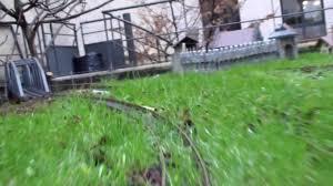 Family Garden Trains Train Lgb Dans Un Jardin Privé Au Centre De Paris En France Youtube