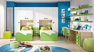 small kid bedroom layout square white modern gloss cabinet drawer