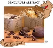 chocolate dinosaur egg premium milk chocolate dinosaur egg