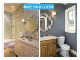 fancy bathroom mirrors fancy bathroom mirrors bathroom mirrors pinterest bathroom