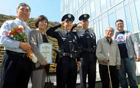 billboards remember fallen lapd officer nicholas lee u2013 the korea times