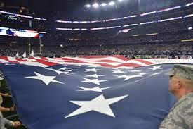 Cowboys Flag Military Flag Presentation Thrills Thousands U003e 301st Fighter Wing