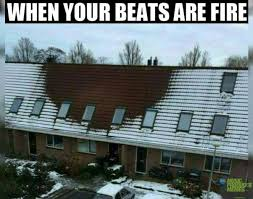Music Producer Meme - when your beats are fire music producer memes gags