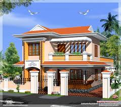 model 5 bedroom luxury home design by green homes thiruvalla
