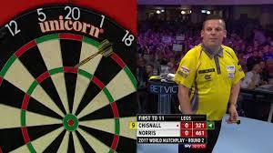 world matchplay darts phil taylor beats raymond van barneveld to