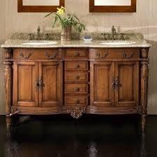 Double Bathroom Vanities by Traditional Double Sink Bathroom Vanity Foter