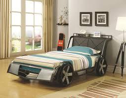 Race Car Bunk Beds Rogan Race Car Bed