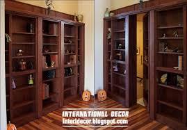 door unique hidden doors design hidden bookcase door kit how to