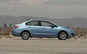 subaru mean eye 2012 subaru impreza 2 0i premium and limited first test motor trend