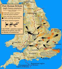 Canterbury England Map by Dark Age History December 2014
