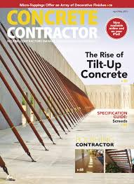 concrete contractor april may 2017 by forconstructionpros com issuu