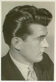 drawings of 1950 boy s hairstyles awesome vintage men s ducktail hairstyles 1950 s men s haircut