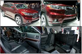 inside toyota highlander 2014 toyota highlander outdoes itself inside and out guelph toyota