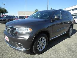 frontier dodge used cars pre owned 2015 dodge durango sxt suv in lubbock t2782 frontier