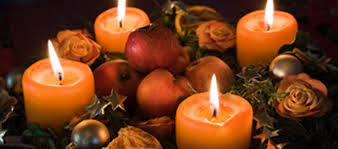 Advent Candle Lighting Readings Advent Reading From The Bookshop At Knock Shrinemarian Shrine