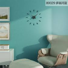 wallpaper biru hijau 0 53x10 m sederhana colorful latar belakang wallpaper cahaya biru