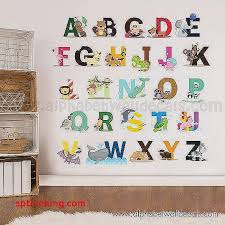Alphabet Wall Decals For Nursery Fresh Nursery Wall Decals Alphabet Custom Vinyl Decals 2018