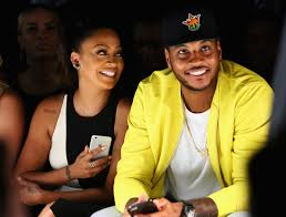 how carmelo anthony justified allegedly cheating on la la page six