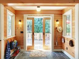 Exterior Pocket Door Entry Mudrooms