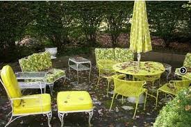 Antique Wrought Iron Outdoor Furniture by Garden Furniture U2013 Bringing The Indoors Out Iron Patio Furniture