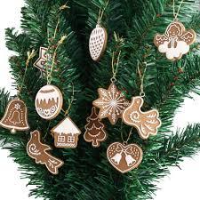 aliexpress com buy 11 piece polymer clay fimo christmas tree