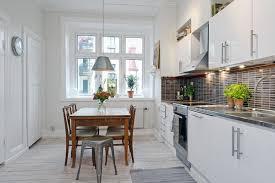 house kitchen interior design kitchen table at the window viskas apie interjerą