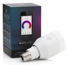 wifi enabled light bulb smart led light bulbs with wifi from lifx nanalyze