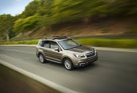 subaru forester lifted 2017 subaru forester unveiled comes with more tech and improved